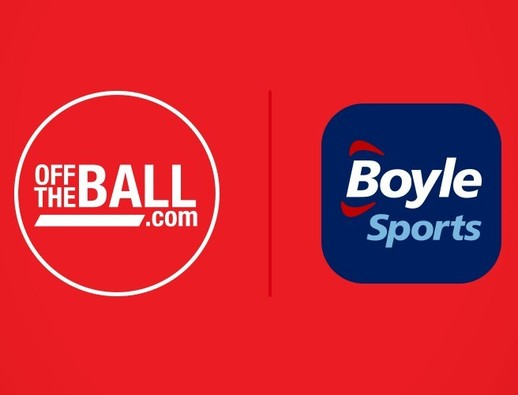 Join Off The Ball in association with BoyleSports in The Back Page Phibsborough