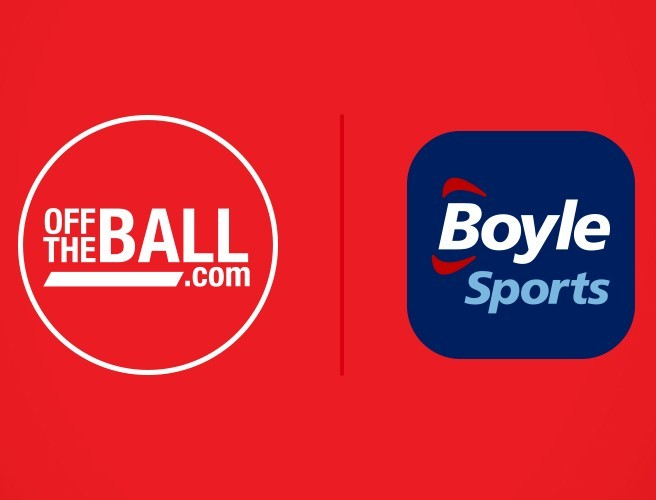 Join Off The Ball in association with Boyle Sports in The Back Page Phibsborough