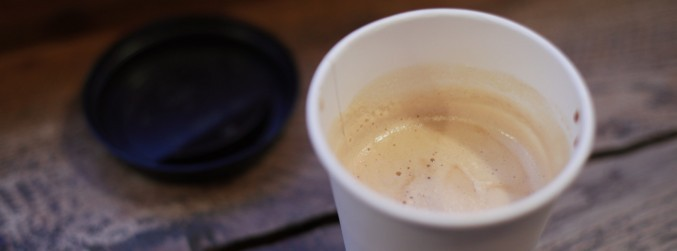 Government scraps plans for 'latte levy' on compostable cups