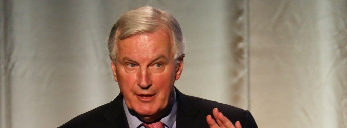 'Brexit should not, and must not, lead to return of a hard border' - Barnier