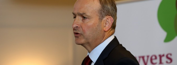 Micheál Martin says suggestions Eighth Amendment referendum is rigged are 'quite ridiculous'