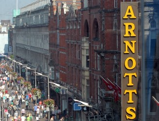 Dublin department store Arnotts marks 175th birthday