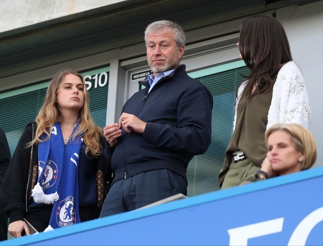 Trouble at Chelsea? Owner Roman Abramovich's visa is delayed