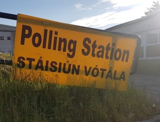 Eighth Amendment referendum: Polling stations reporting higher turnout than usual