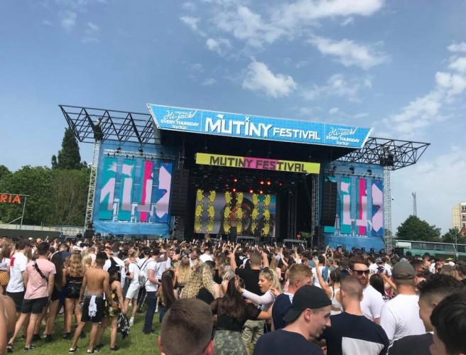 "Music festival cancelled as ""safety precaution"" after deaths of two people"