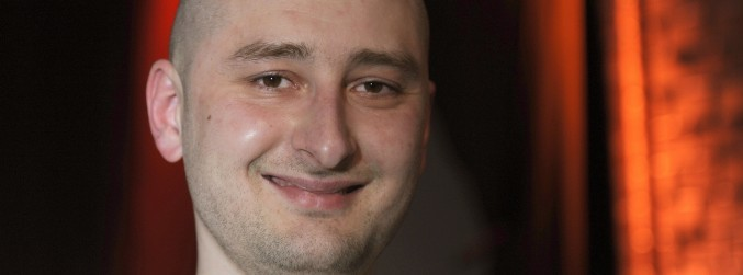 Russian journalist and Kremlin critic Arkady Babchenko shot dead in Ukraine