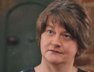 Some Sinn Féin voters back DUP on abortion laws, Arlene Foster claims