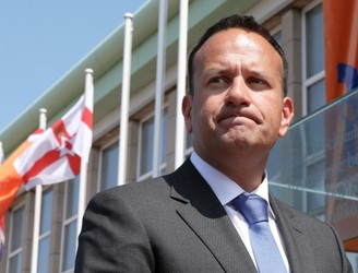 """I just don't think it is accurate"" - Varadkar rejects Johnson comments on Irish border"