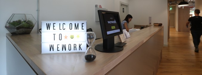 Workspaces network WeWork launches Dublin offices