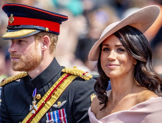 Britain's Prince Harry and wife Meghan Markle to visit Ireland in July