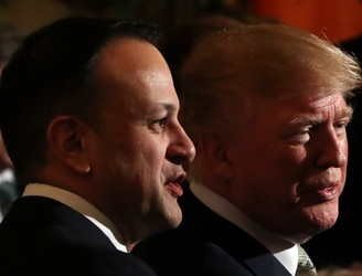 Taoiseach says invitation for Trump to visit Ireland still stands
