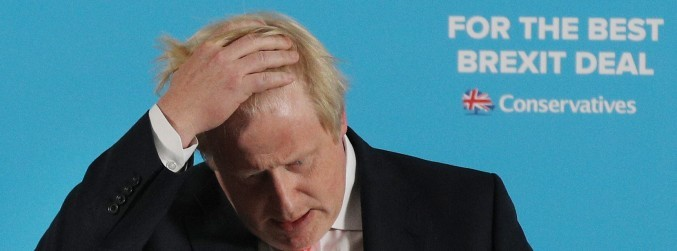 Boris Johnson claims 'Brexit dream is dying' as he resigns as British foreign secretary