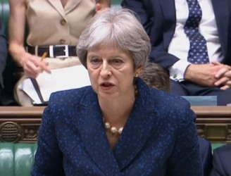Theresa May to chair new-look Cabinet meeting after day of Brexit turmoil