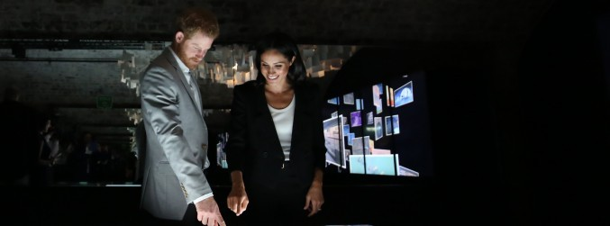 IN PICTURES: Britain's Prince Harry and Meghan Markle visit Dublin