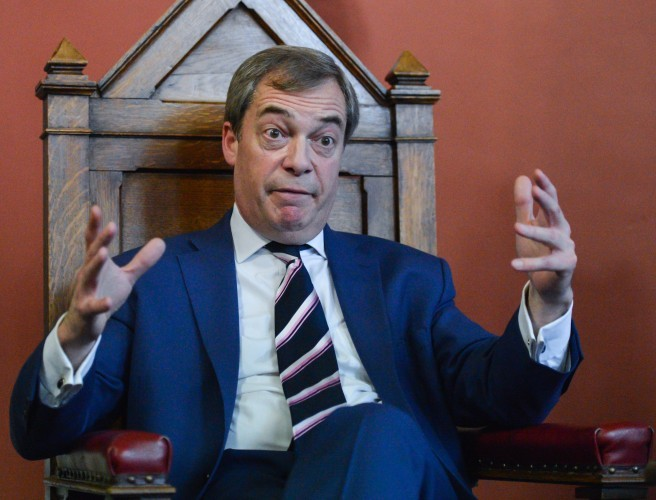 Rage Against The Machine savage Nigel Farage in furious legal letter