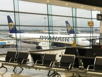 Ryanair to cancel 16 Irish flights next Tuesday if strike by pilots goes ahead