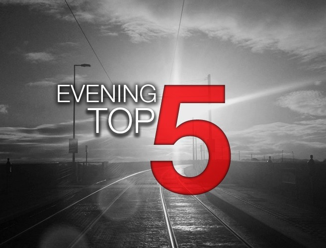 Evening top 5: Murder investigation launched after Cork stabbing; huge crowds protest against Trump in London