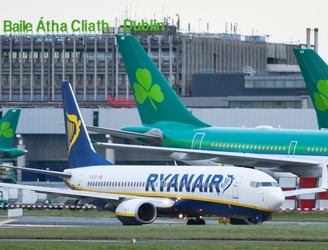 Irish airlines among several to make EU complaint over air traffic control strikes