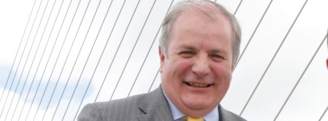 Businessman Gavin Duffy says his presidency would 'achieve Ireland's full potential'
