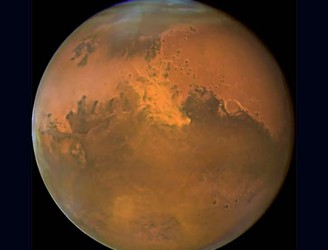WATCH: Mars passing its closest to Earth in 15 years