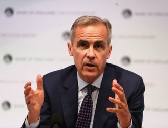 "Bank of England chief warns that risk of no-deal Brexit is ""uncomfortably high"""