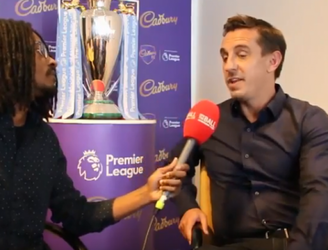 "Team 33 | ""It's a bloody unique experience"" - The Gary Neville Interview"