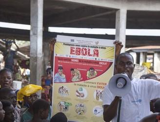 Children among Ebola deaths in Democratic Republic of Congo
