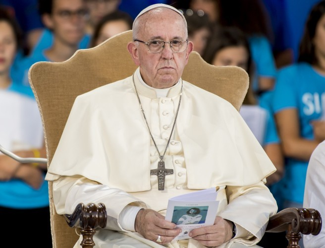 "Pope Francis says abuse victims were ""long ignored, kept quiet or silenced"""