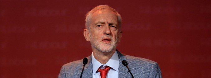 Jeremy Corbyn says he'll back a second Brexit referendum if Labour members vote for it