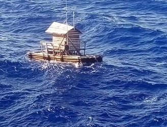 Indonesian teenager rescued after being lost at sea for seven weeks