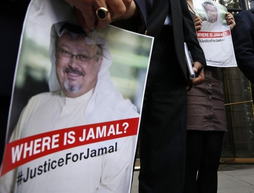 Saudi state television reports that Jamal Khashoggi is dead