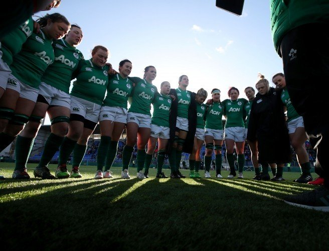 IRFU announce investment in Women's Sevens