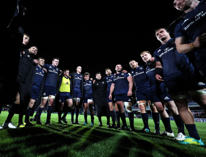 WATCH | 'Scintillating' Leinster are physically beating teams up - Eddie O'Sullivan