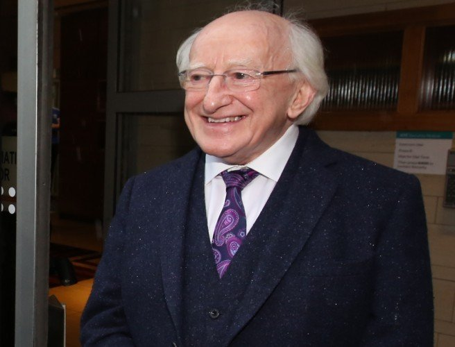 Michael D Higgins keeps sizeable lead in new Presidential poll
