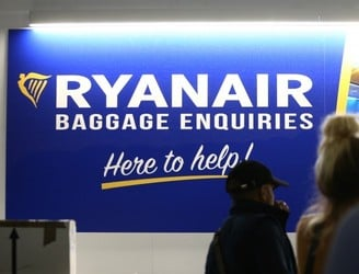 Ryanair's new luggage policy comes into effect from today
