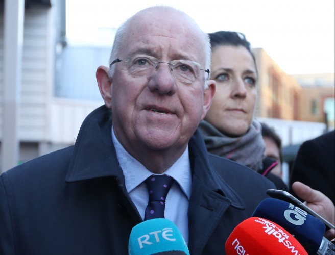 "Justice Minister ""very concerned"" over Irish rape trial procedure"