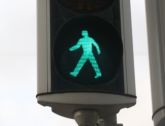 Length of 'green man' to be extended at Dublin traffic lights