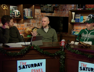 WATCH | The Saturday Panel | Minority sports in Ireland
