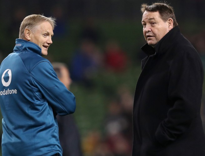 "Alan Quinlan wonders if Joe Schmidt could refuse ""opportunity of a lifetime"" with All Blacks"