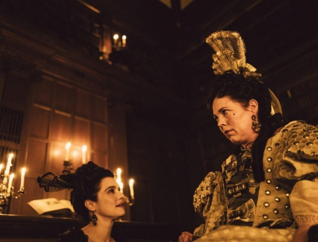 Irish co-production The Favourite receives 10 Oscar nominations