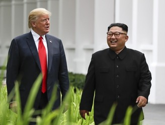 Evening top 5: Donald Trump to meet Kim Jong-Un next month; murder investigation after north Dublin shooting