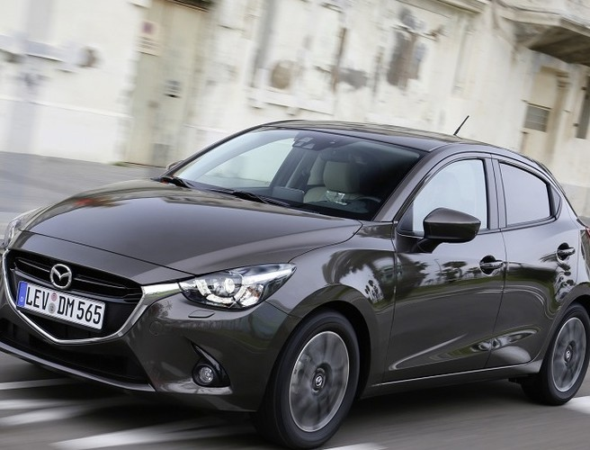 Mazda Show Off Their All New Mazda2 Newstalk
