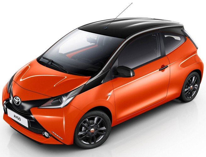 Review Toyota Aygo 5 Door X Cite Newstalk