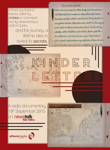 Documentary on Newstalk: The Kinder Letters