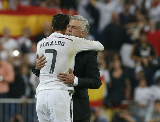 "Ronaldo opens up about missing the ""big bear"" Ancelotti and criticises the Galactico model"