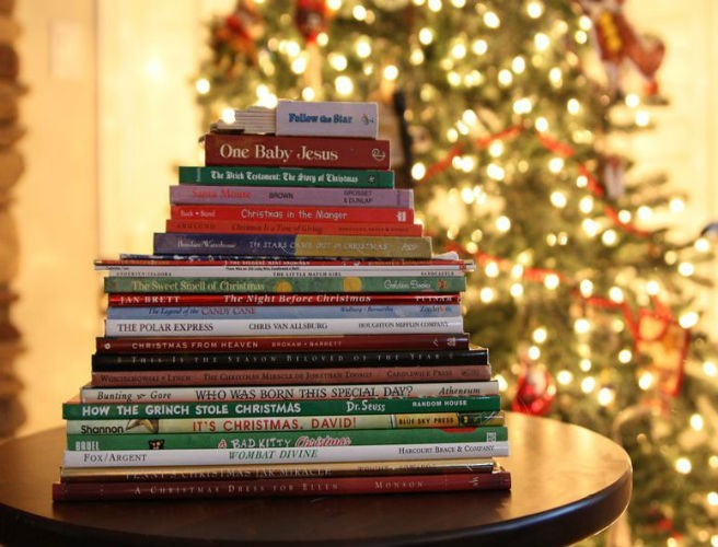 Books Featured on Moncrieff This Week (21 - 24 December)