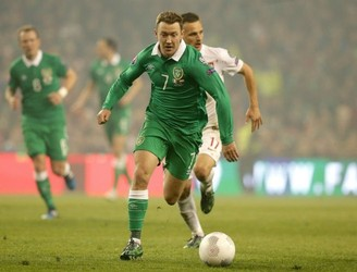 McGeady on the brink of move to La Liga as Sevilla make loan bid