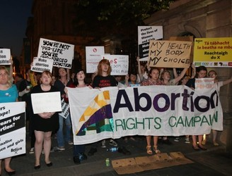 Abortion in Northern Ireland could become an election issue
