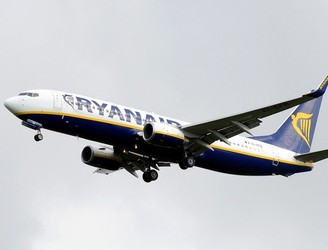 Ryanair to cancel over 100 flights scheduled for tomorrow due to air strike
