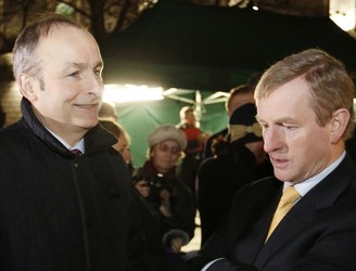 Fine Gael and Fianna Fáil to reconvene on Monday